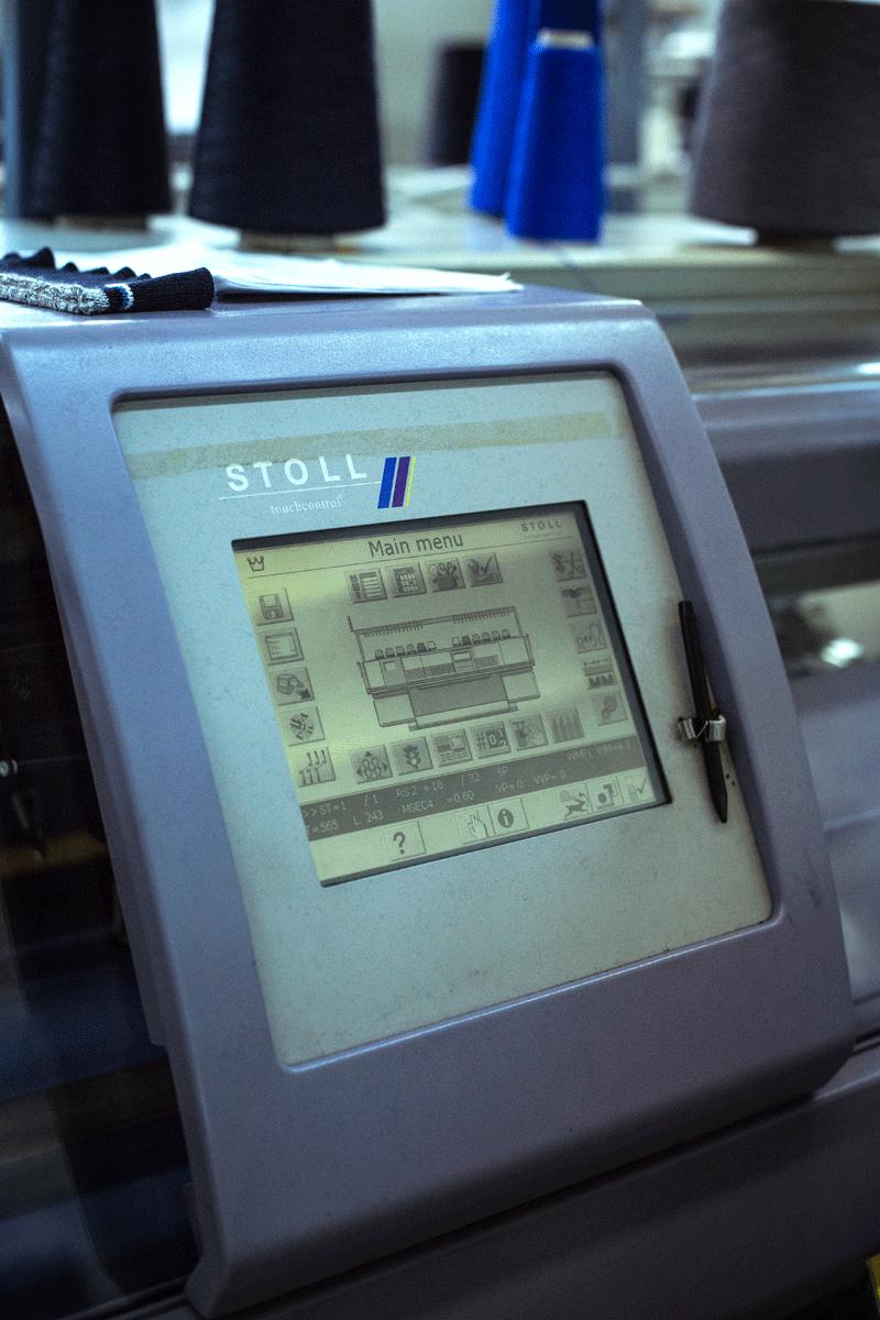 Stoll-Machine